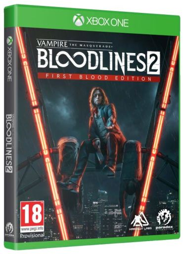 Bloodlines 2 ps4.