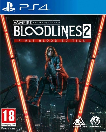 Bloodlines 2 ps4