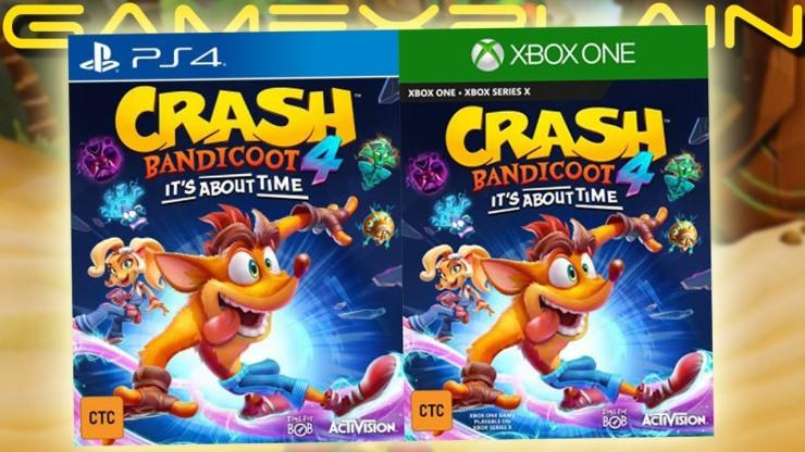 crash 4 1