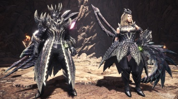 Alatreon Armor β Male&Female