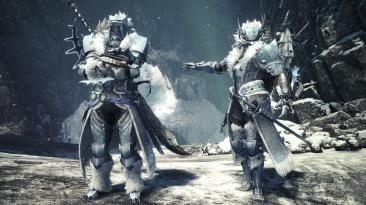 F Barioth Armor α Male&Female