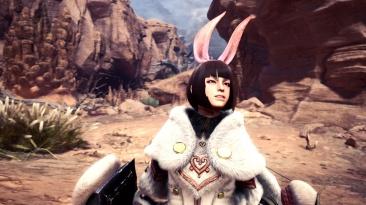 Rabbit Ears Layered Armor