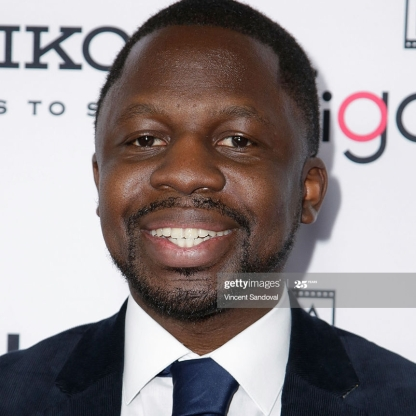LOS ANGELES, CA - SEPTEMBER 25: Director Emmanuel Osei-Kuffour attends LA EigaFest opening night premiere at Regal Cinemas L.A. Live on September 25, 2015 in Los Angeles, California. (Photo by Vincent Sandoval/Getty Images)