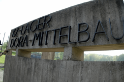 The KZ Mittelbau-Dora Memorial in Nordhausen, where Collette's brother was taken by the Nazis