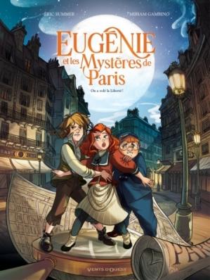 Eugénie et les mystères de Paris - Tome 1