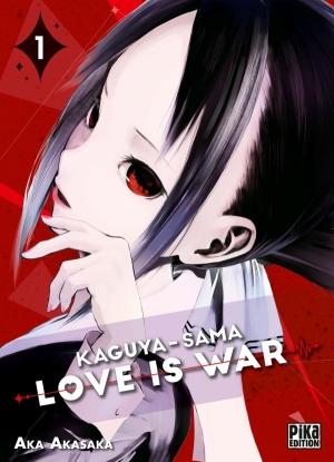 Kaguya-sama Love is War tome 1