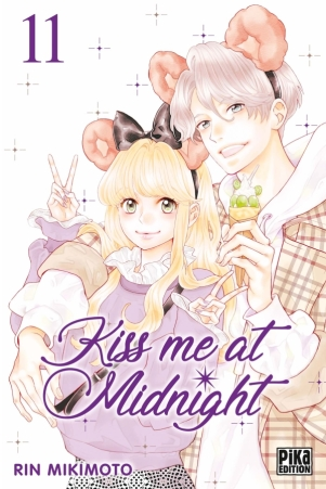 Kiss me at Midnight tome 11