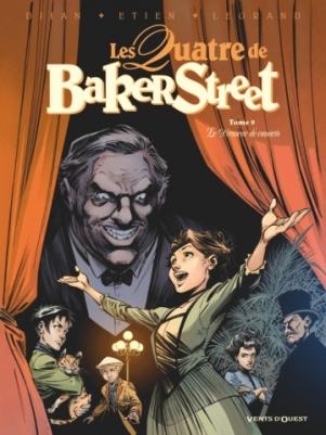 Les Quatre de Baker Street - Tome 9