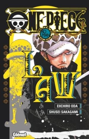 One Piece Roman Novel Law