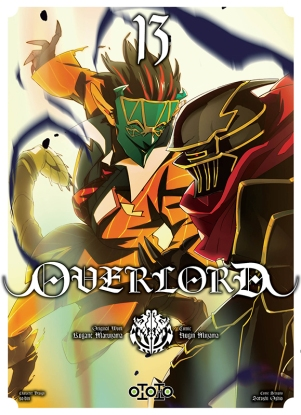 Overlord Tome 13
