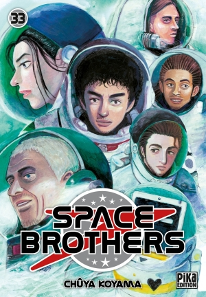 Space Brothers tome 33