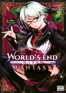 World's end harem Fantasy T05