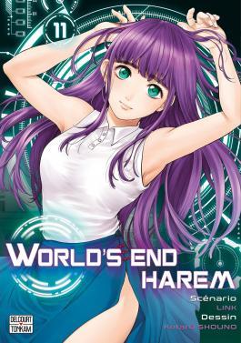 World's end harem T11