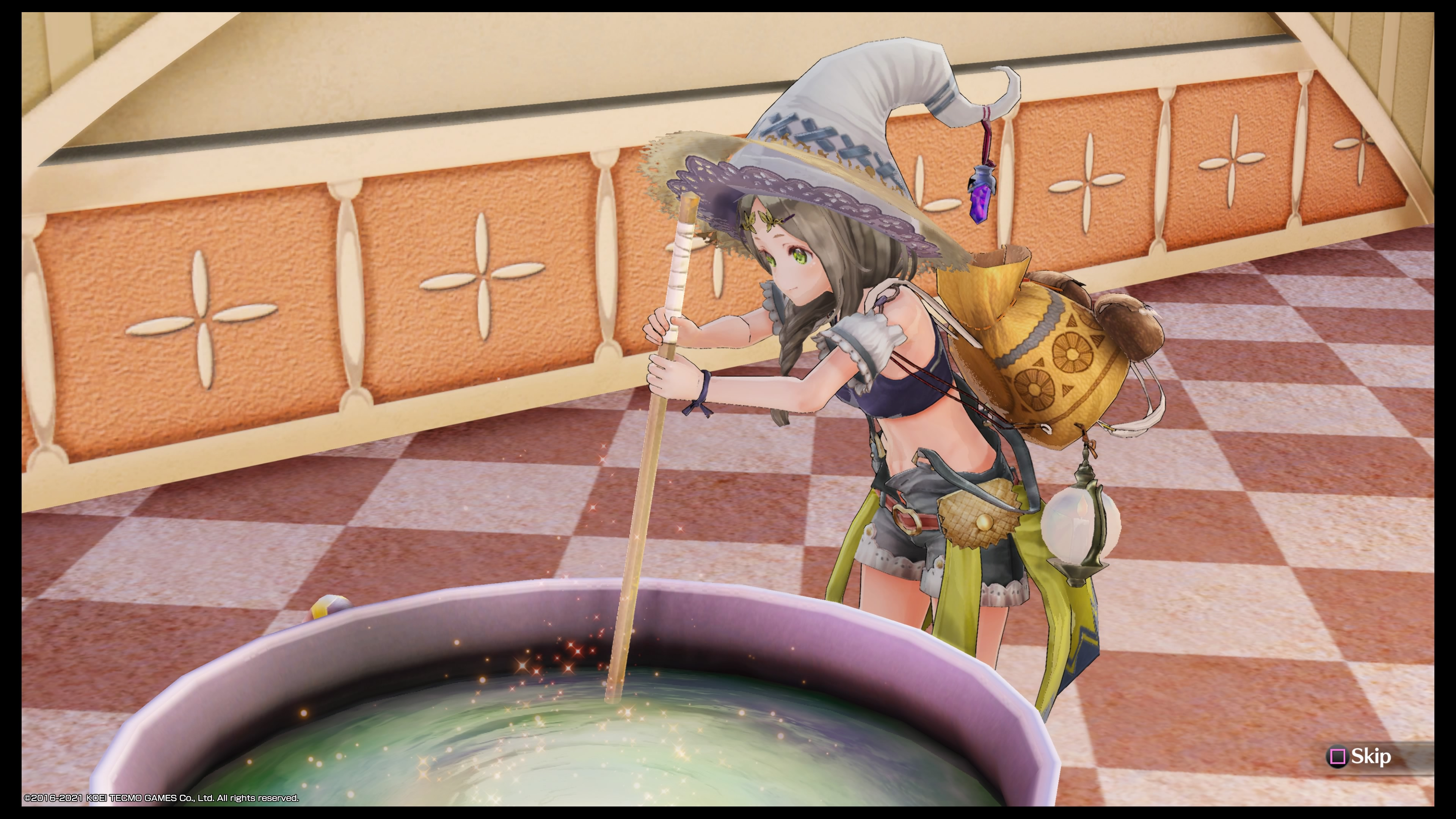 Atelier Firis: The Alchemist and the Mysterious Journey DX_20210425132051