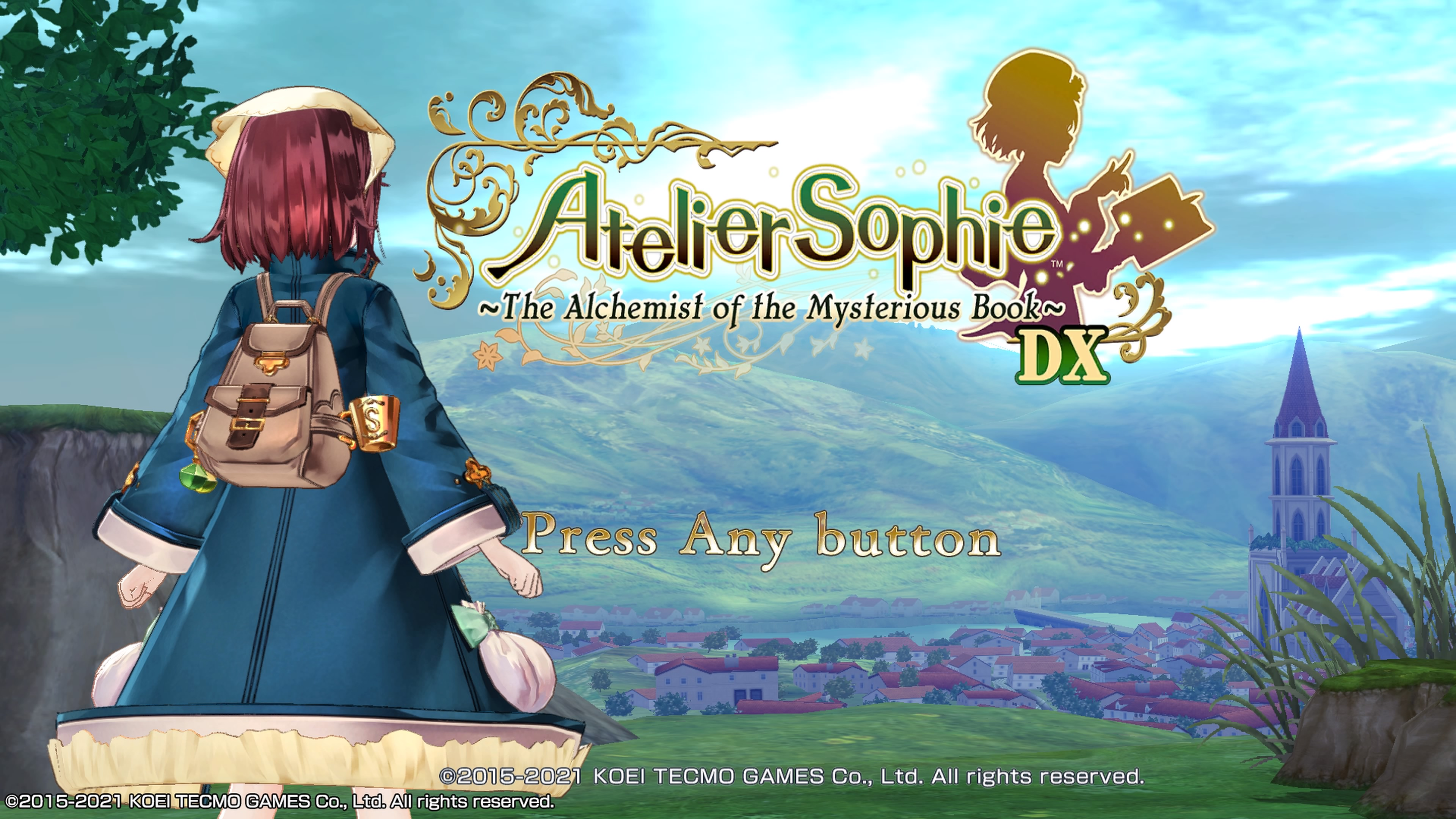 Atelier Sophie: The Alchemist of the Mysterious Book DX_20210418080042
