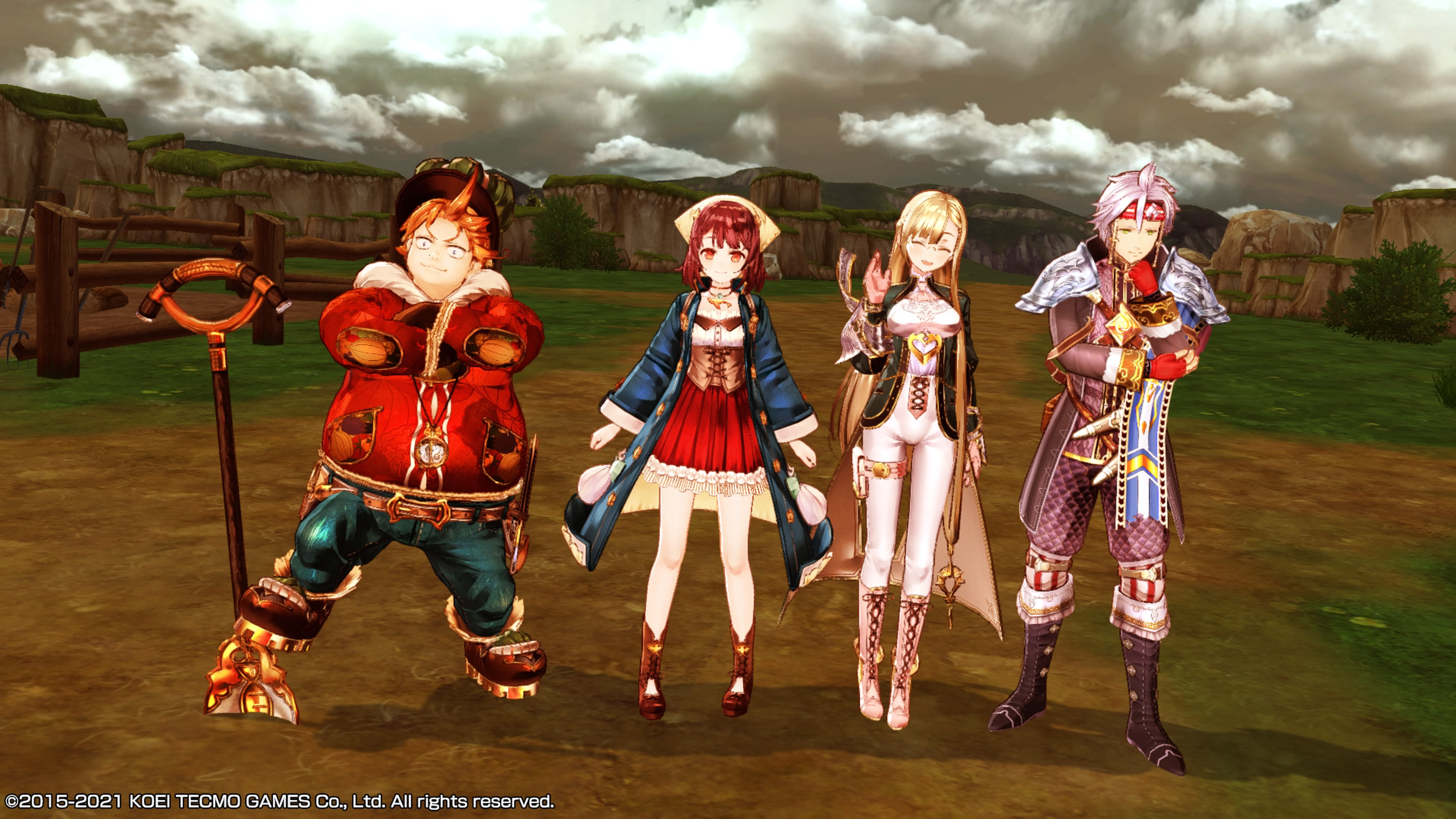 Atelier Sophie: The Alchemist of the Mysterious Book DX_20210421194137