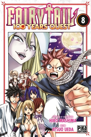 Fairy Tail - 100 Years Quest tome 8
