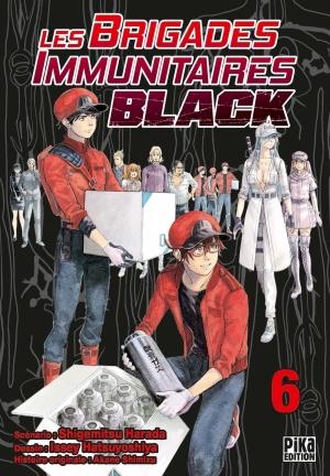 Les Brigades Immunitaires Black tome 6