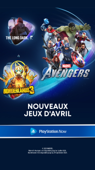 PlayStation Now - Avril 2021 03
