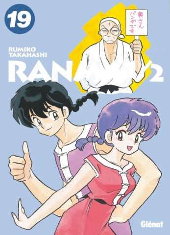 Ranma 1 2 - Édition originale - Tome 19