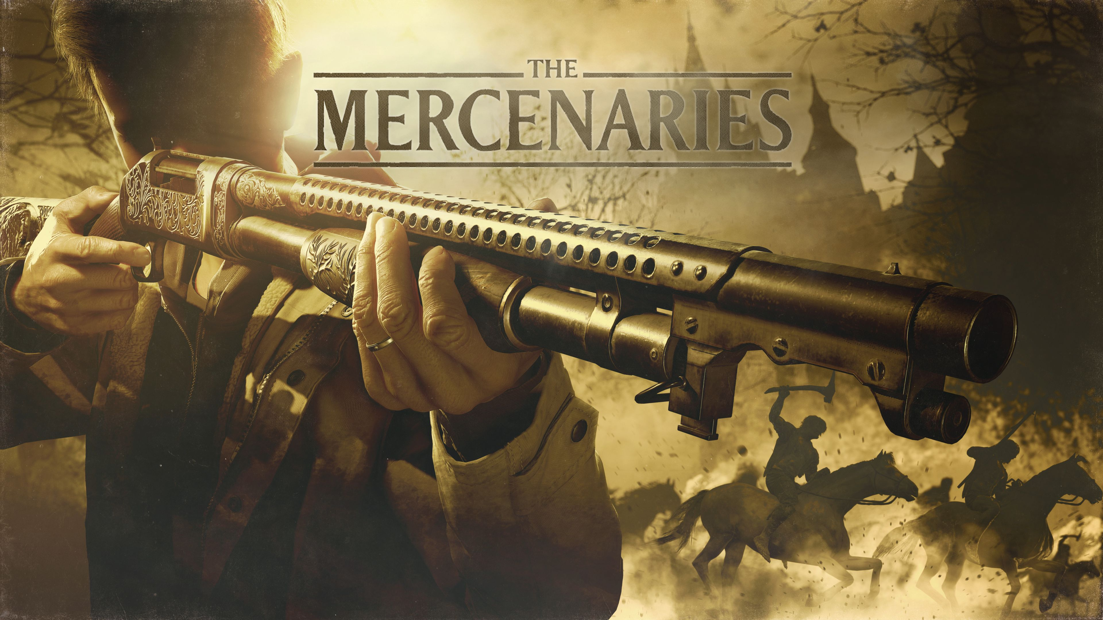 RE Village Mercenaries 01