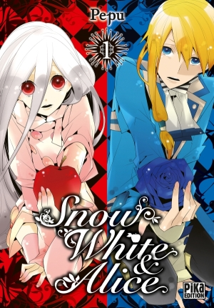 Snow White & Alice tome 1