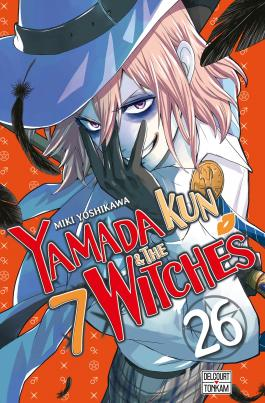 Yamada-kun and the 7 witches T26
