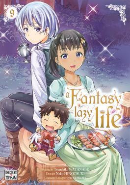 A Fantasy Lazy Life T09