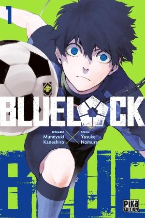 Blue Lock tome 1