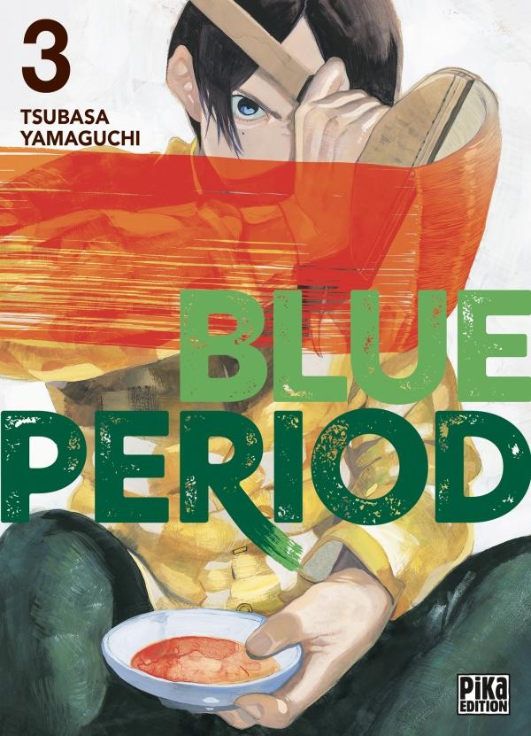Blue Period tome 3