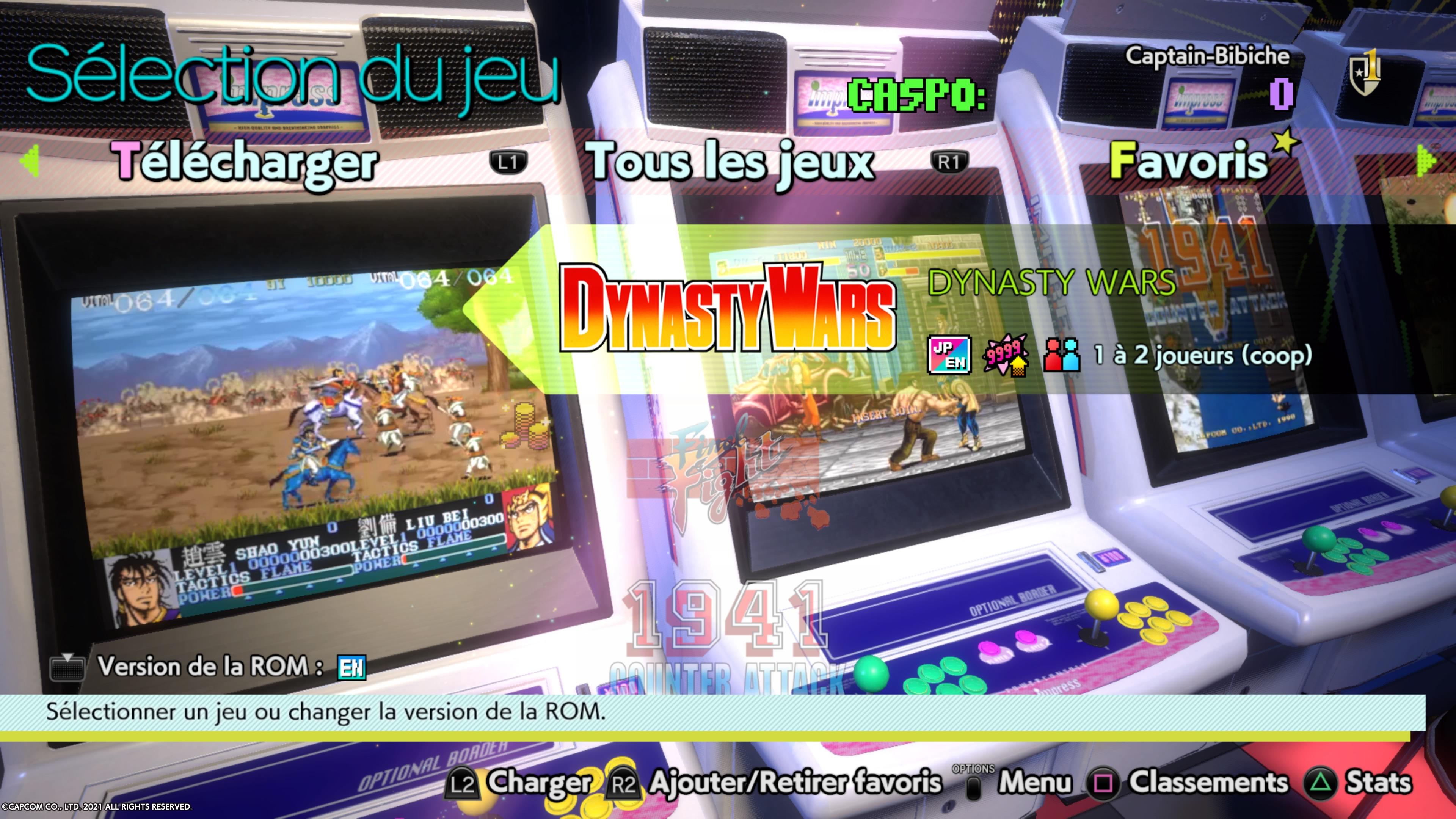 Capcom Arcade Stadium_20210525114346