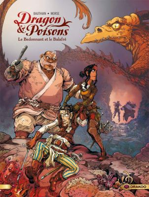 dragon et poisons tome 2