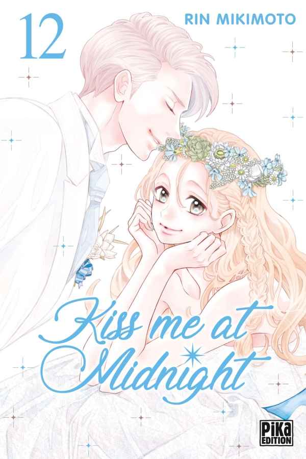 Kiss me at Midnight tome 12