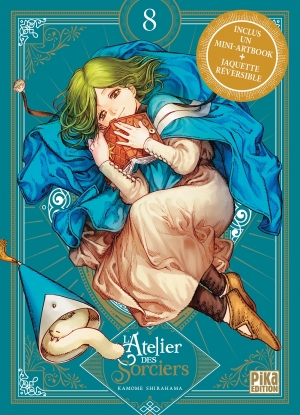 L'Atelier des Sorciers tome 8 Edition Collector