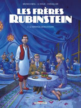 Les Frères Rubinstein T03