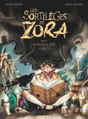 Les Sortilèges de Zora - Tome 1