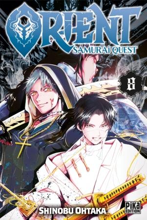 Orient - Samurai Quest tome 8