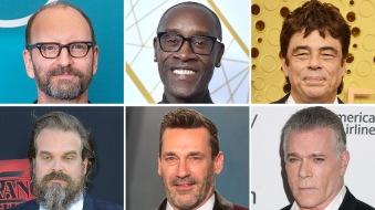 Steven-Soderbergh-Don-Cheadle-Benicio-Del-Toro-David-Harbour-Jon-Hamm-Ray-Liotta