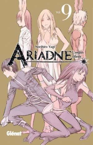Ariadne l'empire céleste - Tome 9