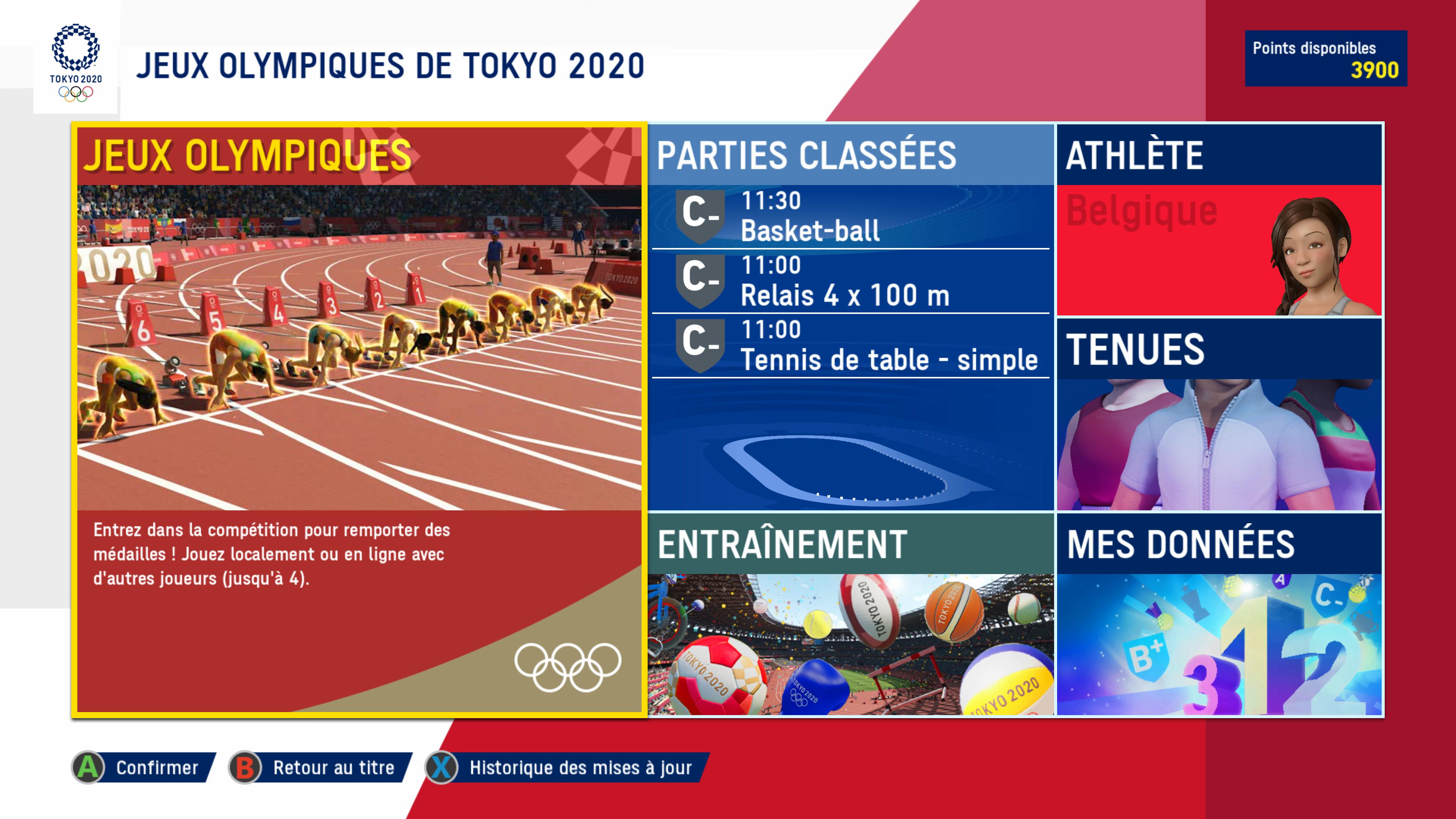Jeux Olympiques de Tokyo 2020 – le jeu vidéo officiel™ (14)