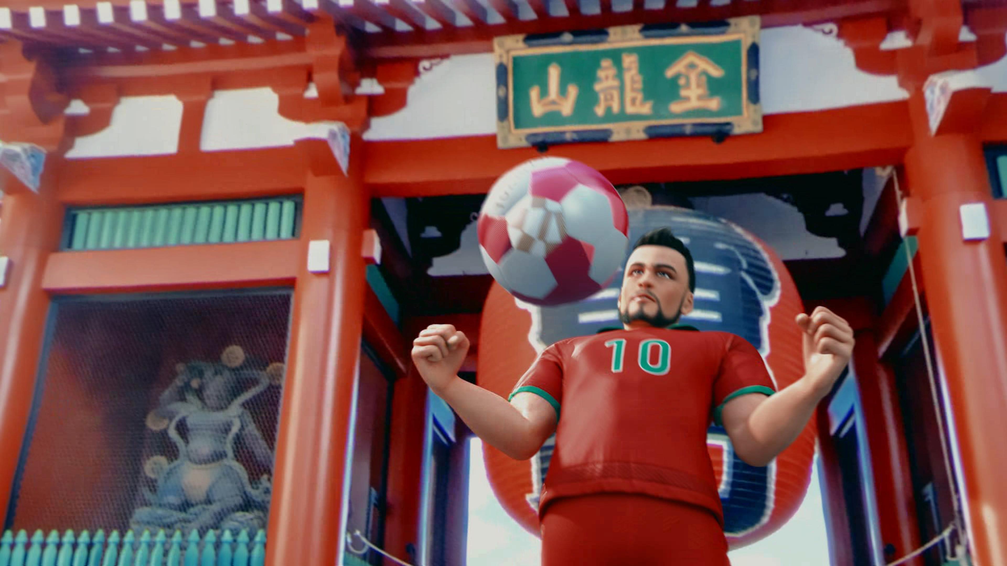 Jeux Olympiques de Tokyo 2020 – le jeu vidéo officiel™ (4)