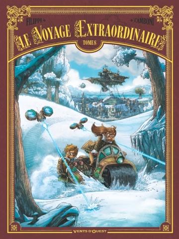 Le Voyage extraordinaire - Tome 8