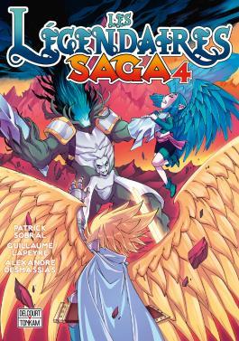 Les Légendaires - Saga T04