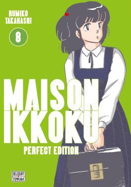 Maison Ikkoku - Perfect Edition T08