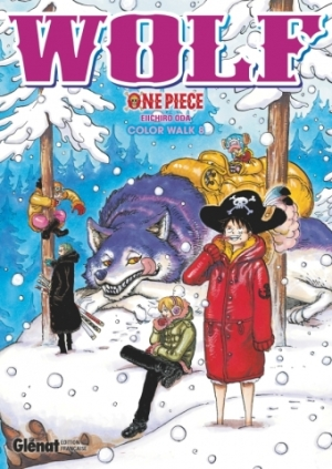 One Piece Color Walk - Tome 8
