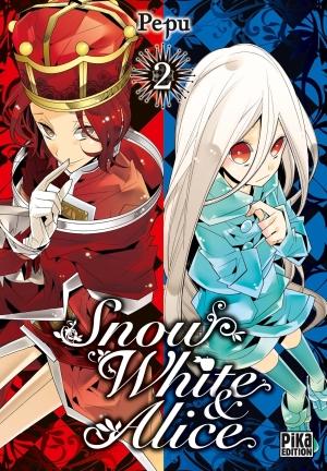Snow White & Alice tome 2
