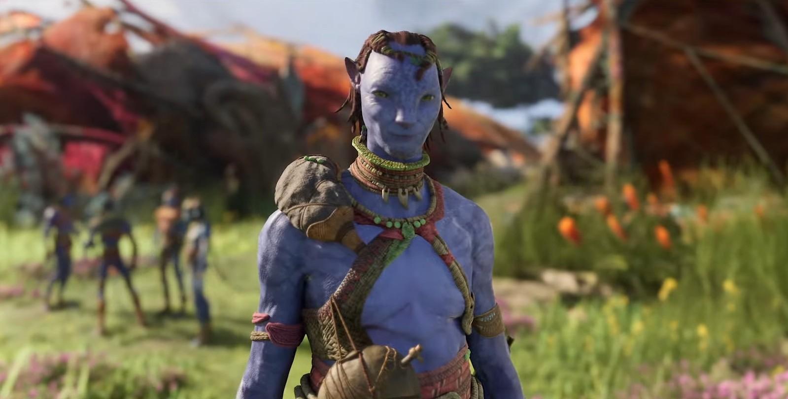 Ubisoft-Forward-avatar-frontiers-of-pandora-reveal-2