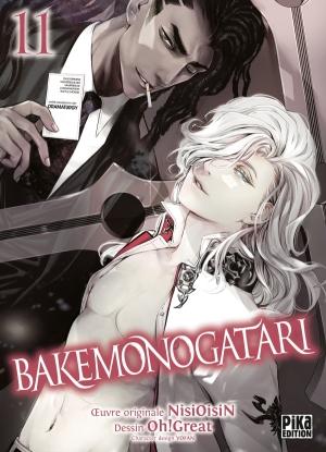 Bakemonogatari tome 11