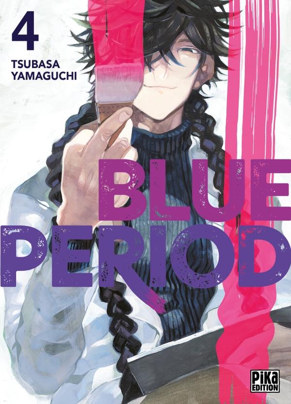 Blue Period tome 4