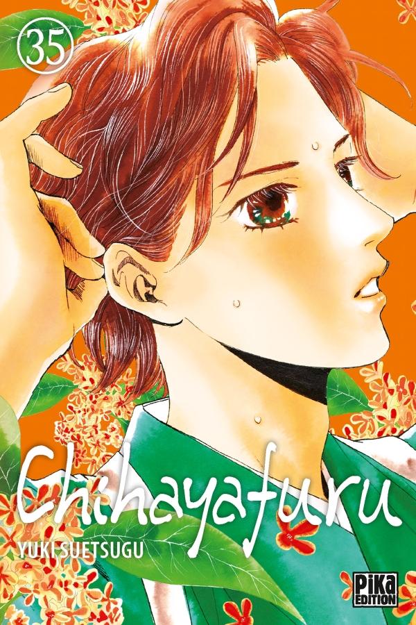 Chihayafuru tome 35